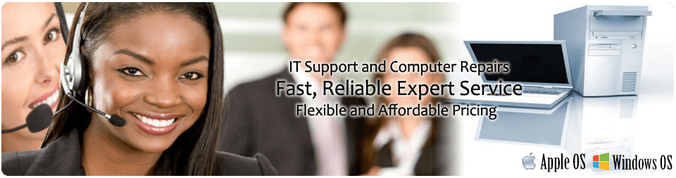 IT Support & Computer Repair London
